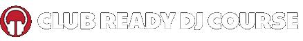 Club Ready DJ Course Logo